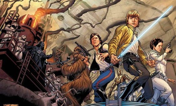 Big Changes to Marvel Star Wars Comics