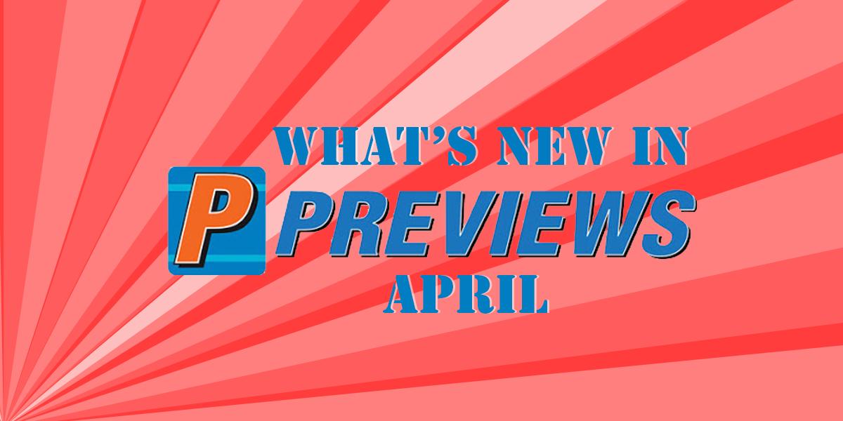 April Previews 2020