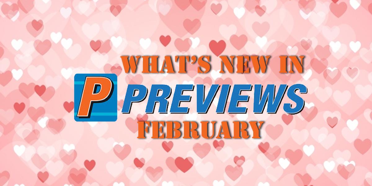 February Previews 2020