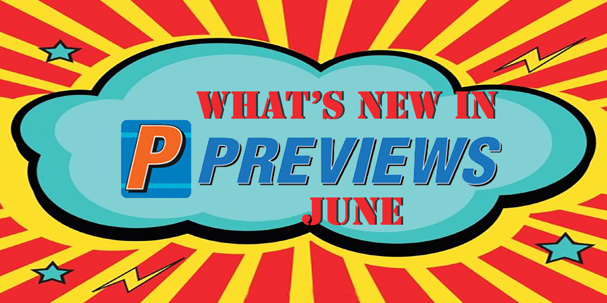 June Previews 2020