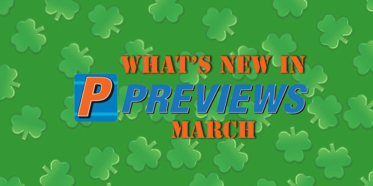March Previews 2020