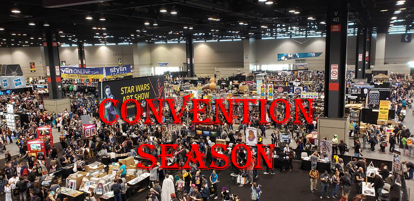 Convention Season!